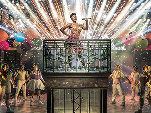 & Juliet returns to the Shaftesbury Theatre from September 2021