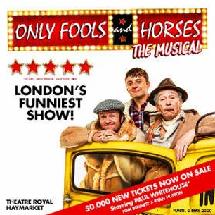 Only Fools and Horses the Musical - Lond