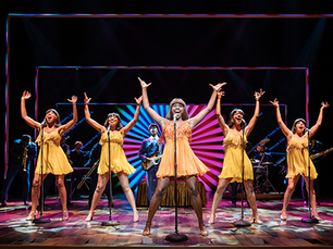TINA – The Tina Turner Musical returns to the Aldwych Theatre in June 2021