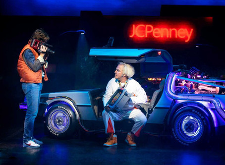 Back to the Future musical to open at Adelphi Theatre from May 2021