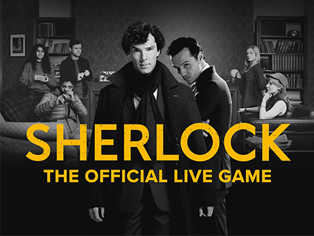 New immersive experience Sherlock: The Game is Now coming to West London in February 2021