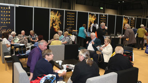 TINA takeover at Group Leisure & Travel Show