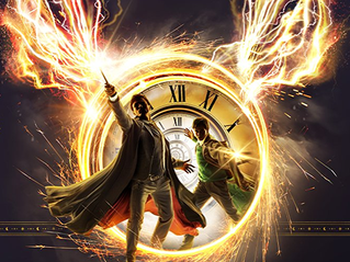 Harry Potter and the Cursed Child returns 14 October