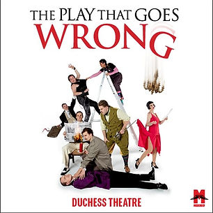 The Play That Goes Wrong - London For Gr