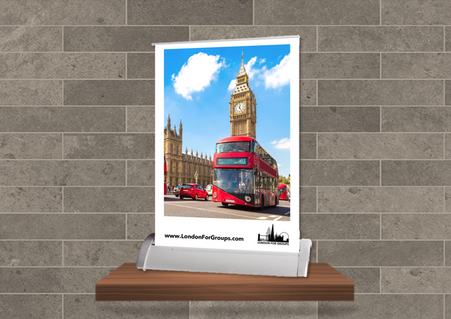 +PRINT Mini Pull Up Banners Example Smal