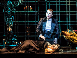The Phantom of the Opera returns to the West End from July 2021
