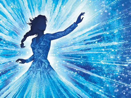 Samantha Barks performs Let It Go, ahead of Disney's Frozen the Musical April 2021 West End run