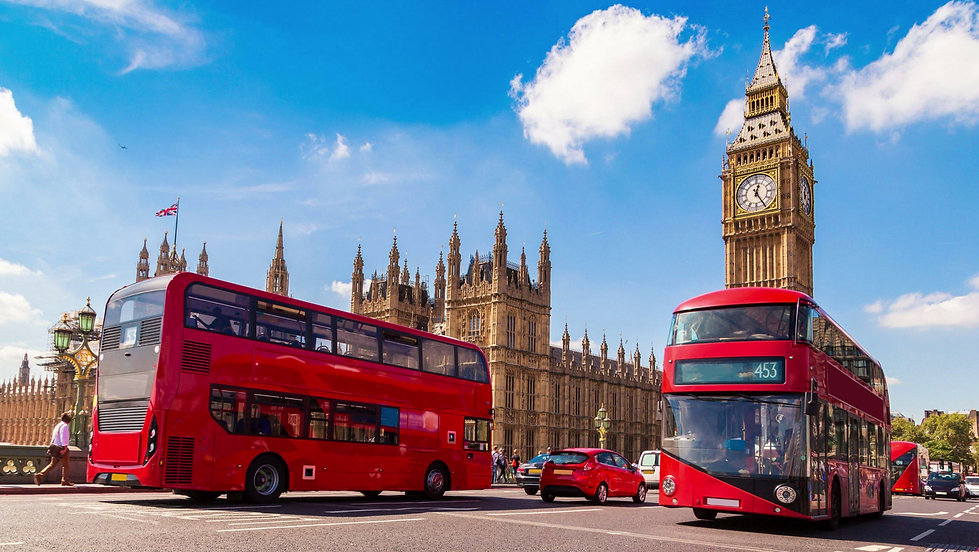 LONDON FOR GROUPS