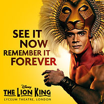 Disney's The Lion King - London For Groups