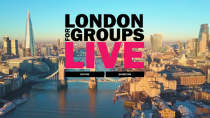 London For Groups Live, an exciting new group travel exhibition