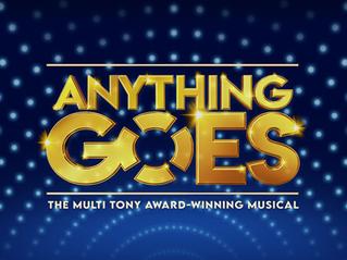 Megan Mullally and Robert Lindsay star in Anything Goes, Spring/Sumer 2021!