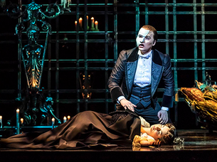 The Phantom of the Opera set to re-open at Her Majesty's Theatre from 21 July