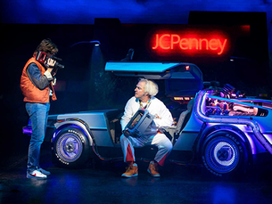 Back to the Future musical to open at Adelphi Theatre from August 2021