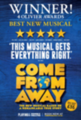 Come From Away January 20 Page 1 Digital