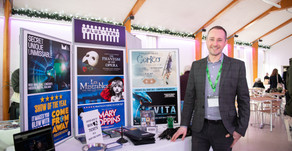 Plus Ten Media represent London at the Northern Travel & Tourism Show