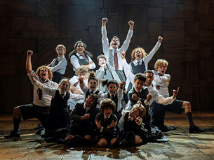 Matilda The Musical to reopen at the Cambridge Theatre from 16 September 2021