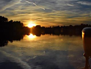 Last Open Water Days