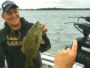 Fishing the Midwest TV Show set to begin 26th Year!