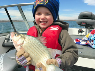 Ten Toddler Fishing Tips