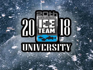 Ice Team University Recap