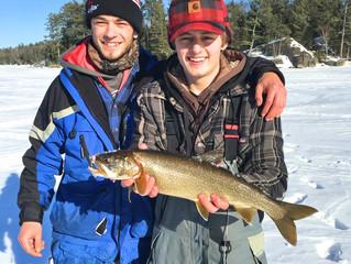 Fishing Northern MN