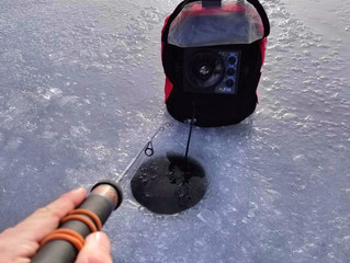 Start of the Hardwater Season and Early Ice Safety
