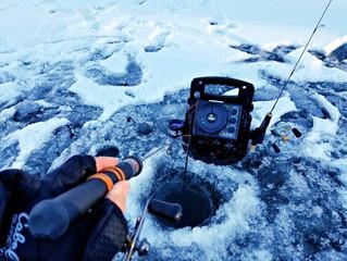 Start of the 2018-19 Ice Fishing Season
