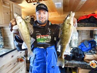 2016-17 winter regulations open Mille Lacs walleye fishing