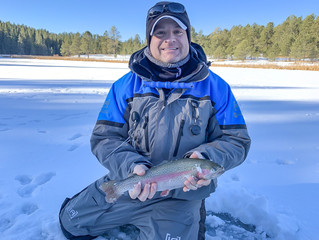 Early Ice Trout