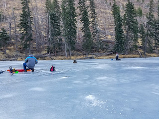 Back on the Hardwater