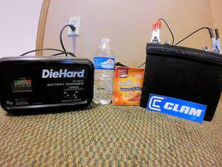 Fall Battery Maintenance