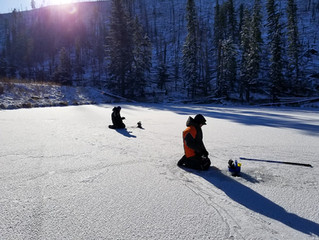 October on the Ice and Extreme Safety