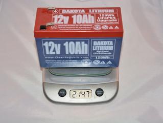 Longevity of the Dakota Lithium Battery