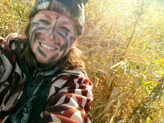 Make-up for the Modern Day Hunter