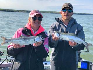Lake Superior Report: Memorial Day Weekend