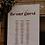 Thumbnail: Custom Seating Chart