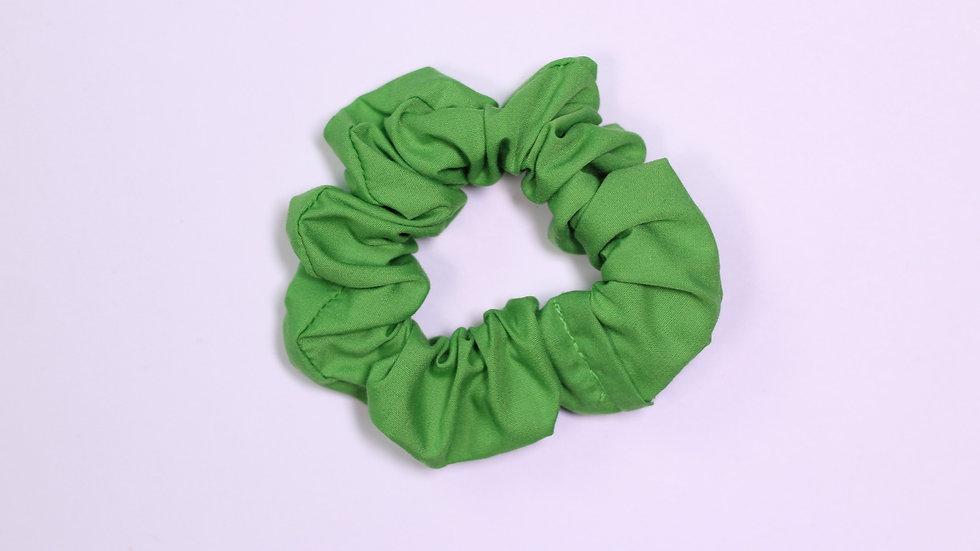 Light Green Scrunchie