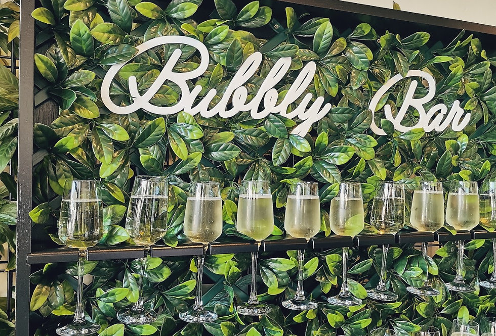 Hire | Champagne Wall