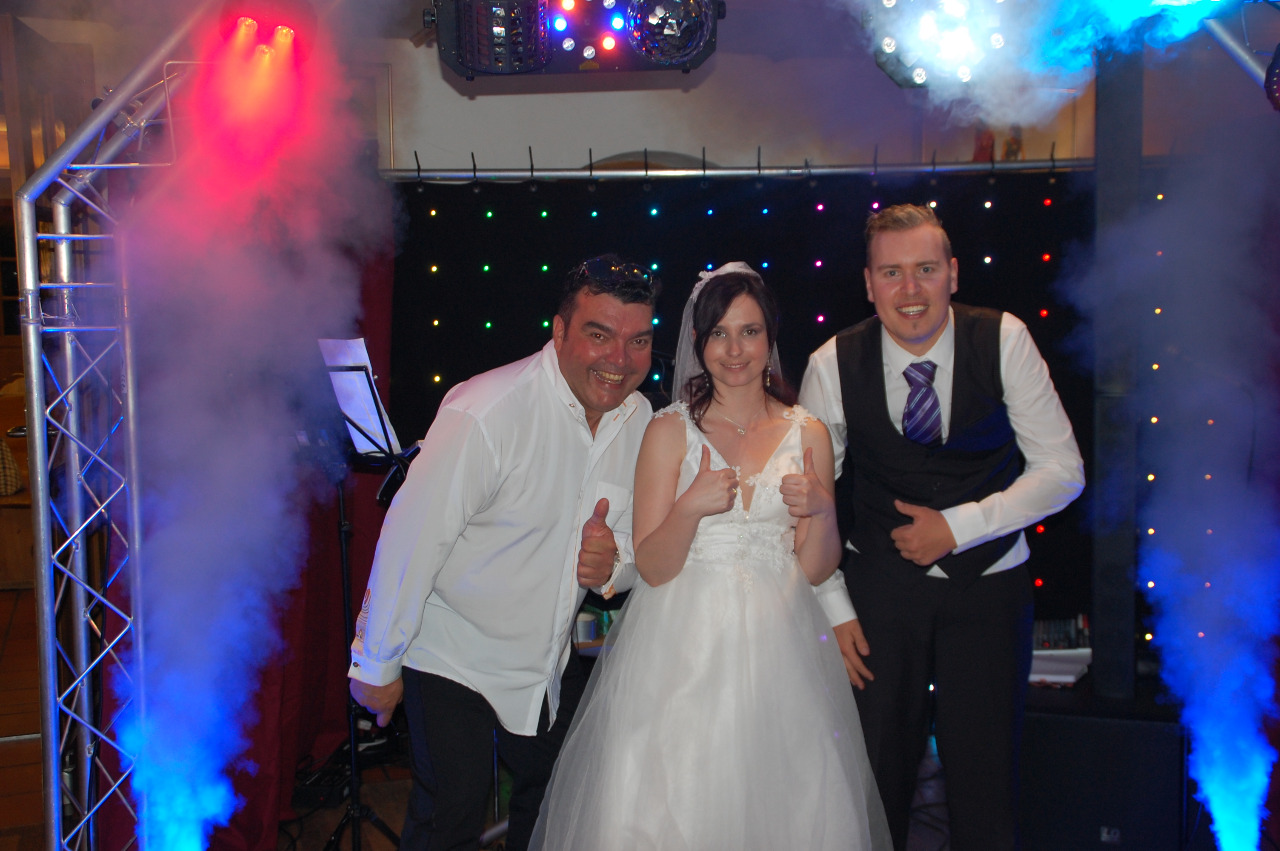 Hochzeit Haindl in Dasing 2018