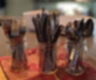 Set of 50 silverware