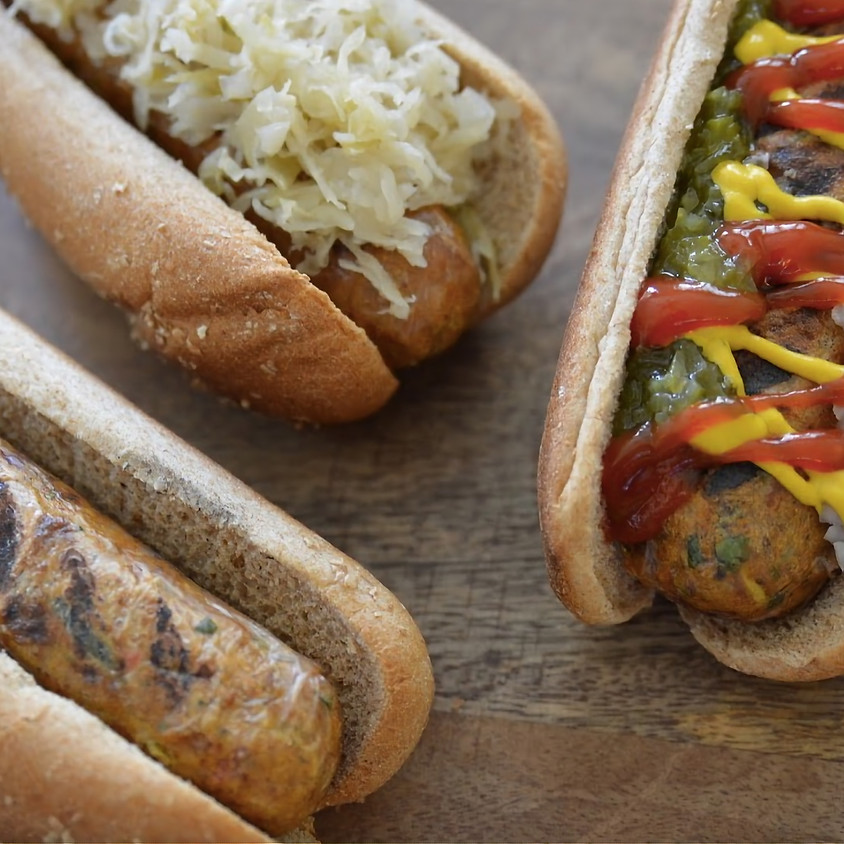 Veggie Brats with Jane & Ann *SOLD OUT*