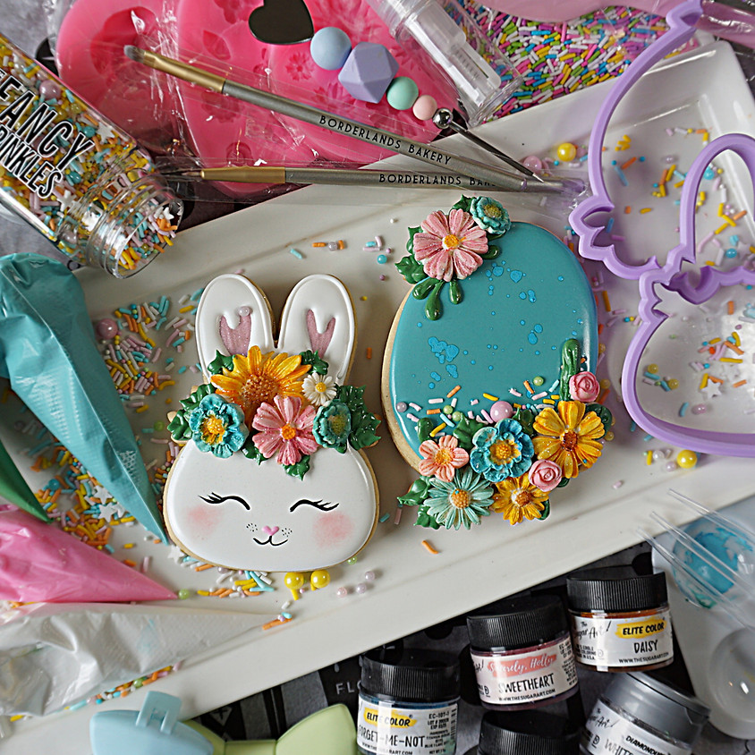 Spring into Modeling Chocolate with Lisa He of Borderlands