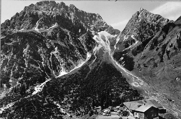 Hintere Gemstelalpe 1961