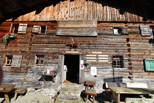 Gemstel Berghütte