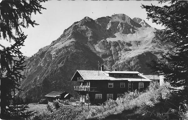 Bühlalpe 1957
