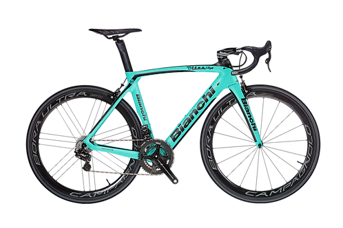 Bianchi Oltre XR. 4 Rahmen Set Neu