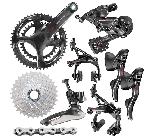 Campagnolo Super Record 12x2 Groupset