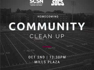 HOCO Community Clean Up
