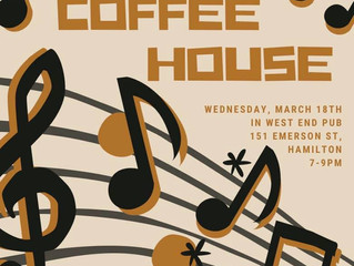 Coffeehouse Acoustic Night!