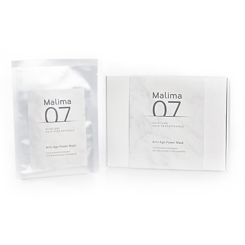 Anti-Age Power Mask (Box à 5 Vliesmaskers)